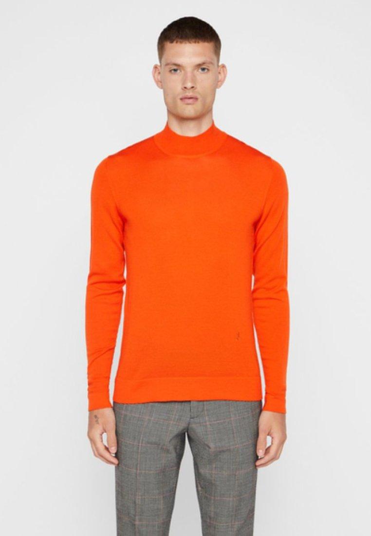 J.LINDEBERG - PERFECT - Strickpullover - juicy orange