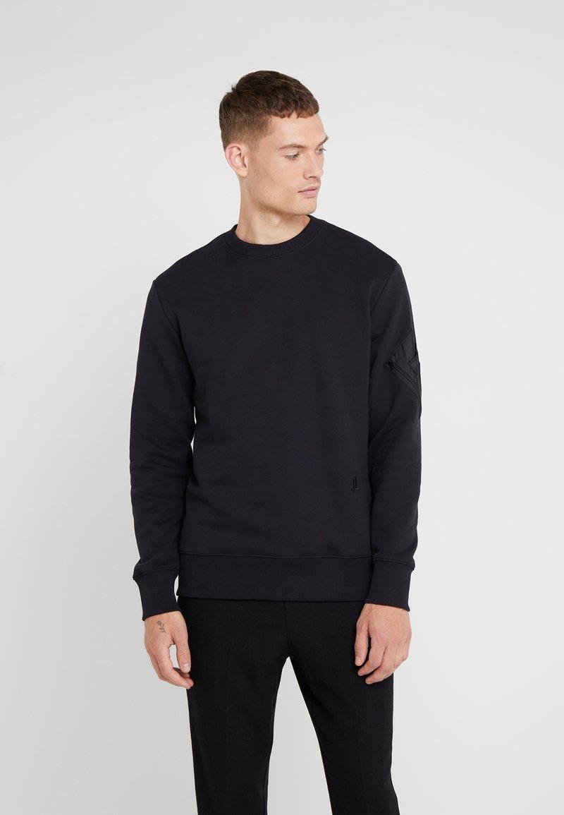 J.LINDEBERG - STORM HEAVY  - Sweatshirt - black
