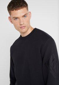 J.LINDEBERG - STORM HEAVY  - Sweatshirt - black - 3