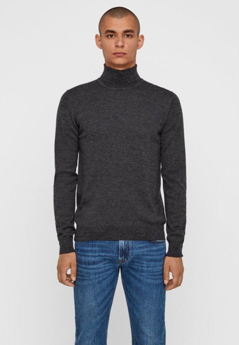 J.LINDEBERG - Sweatshirt - black melange