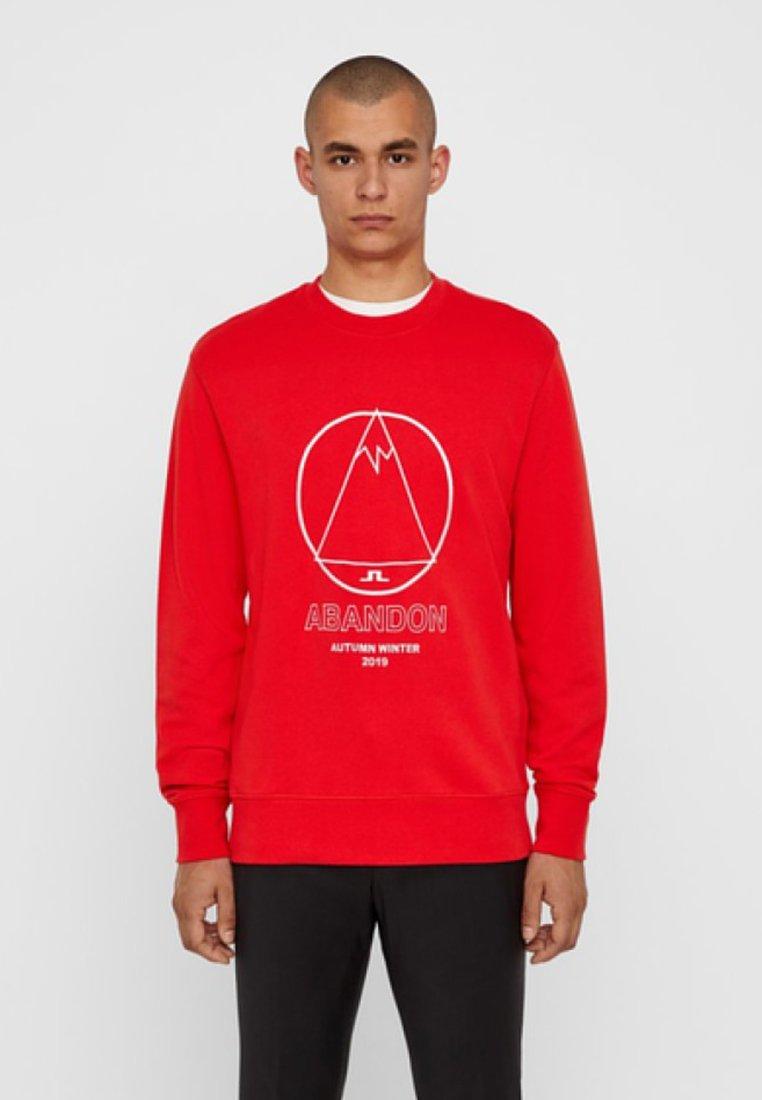 SweatshirtRacing J J Red Red lindeberg lindeberg J SweatshirtRacing SweatshirtRacing lindeberg LzUpMVqGS
