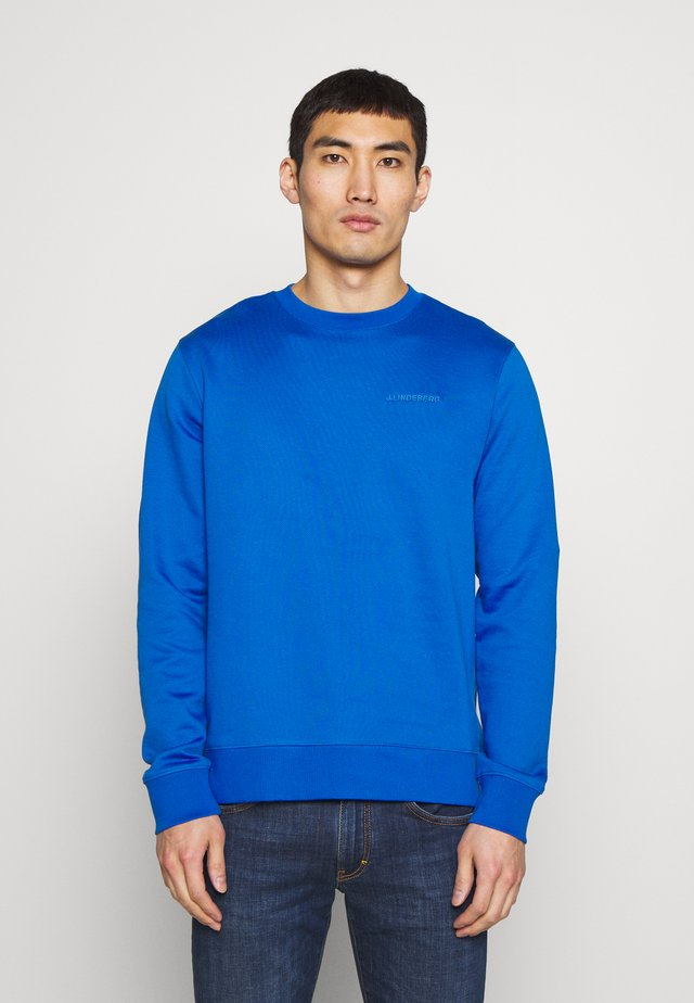 Sweatshirt - yale blue