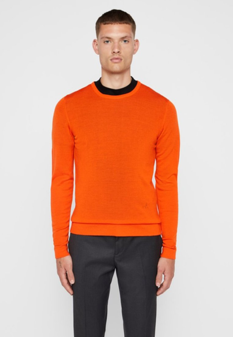 J.LINDEBERG - Jumper - juicy orange
