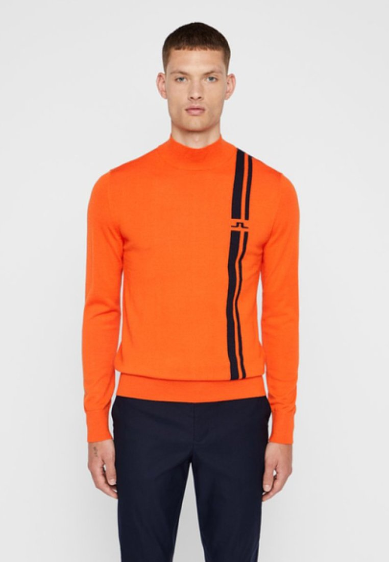 J.LINDEBERG - Sweatshirt - orange