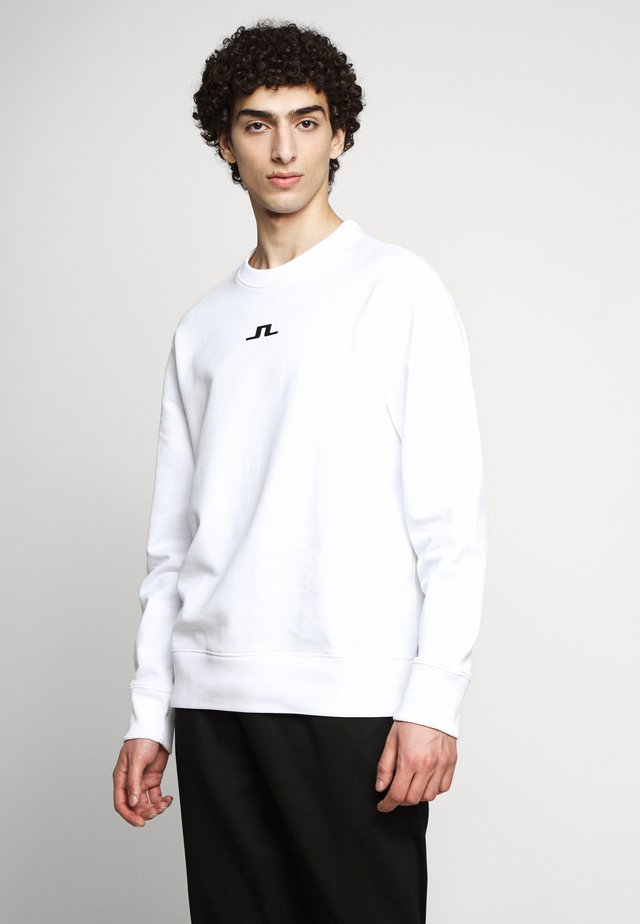 HURL BRIDGE - Sudadera - white