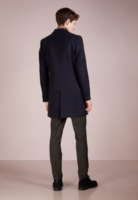 J.LINDEBERG - WOLGER COMPACT MELTON - Classic coat - navy - 2