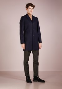 J.LINDEBERG - WOLGER COMPACT MELTON - Classic coat - navy - 0