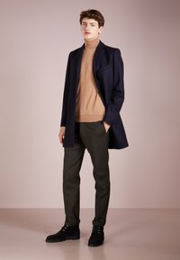 J.LINDEBERG - WOLGER COMPACT MELTON - Classic coat - navy - 1