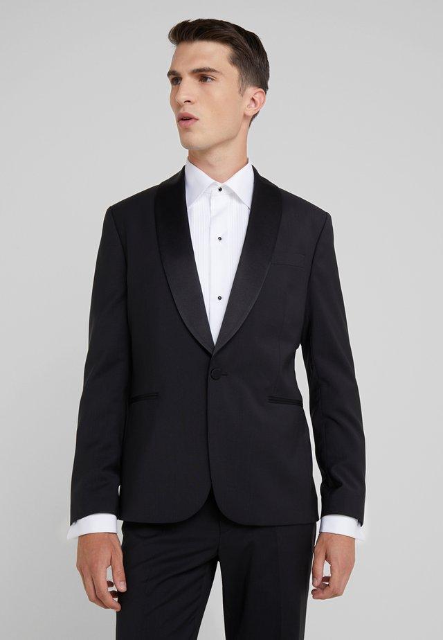 SAVILE TUX COMFORT - Jakkesæt blazere - black