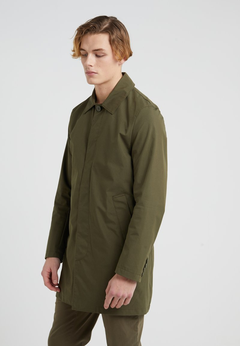 J.LINDEBERG - CARTER SHARP - Short coat - ivy green
