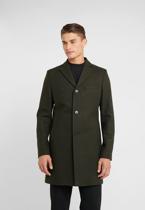 WOLGER COMPACT MELTON - Short coat - forest green