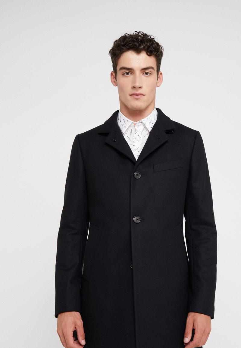 J.LINDEBERG - HOLGER COMPACT MELTON - Classic coat - black