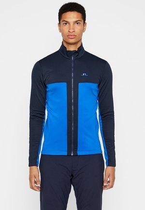 BAKER MIDLAYER - Veste de survêtement - pop blue