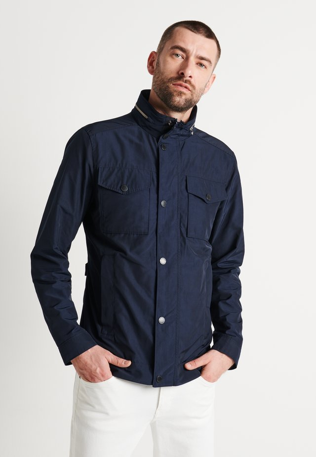 BAILEY POLY - Summer jacket - navy