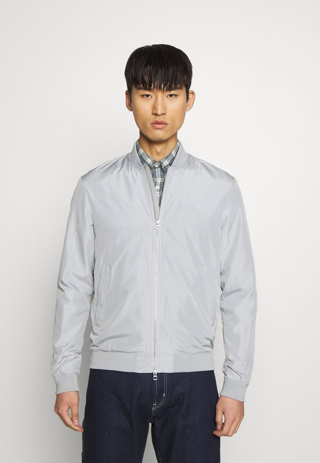 THOM GRAVITY - Bomber Jacket - stone grey