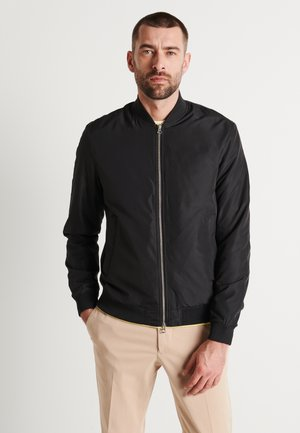 THOM GRAVITY - Giubbotto Bomber - black