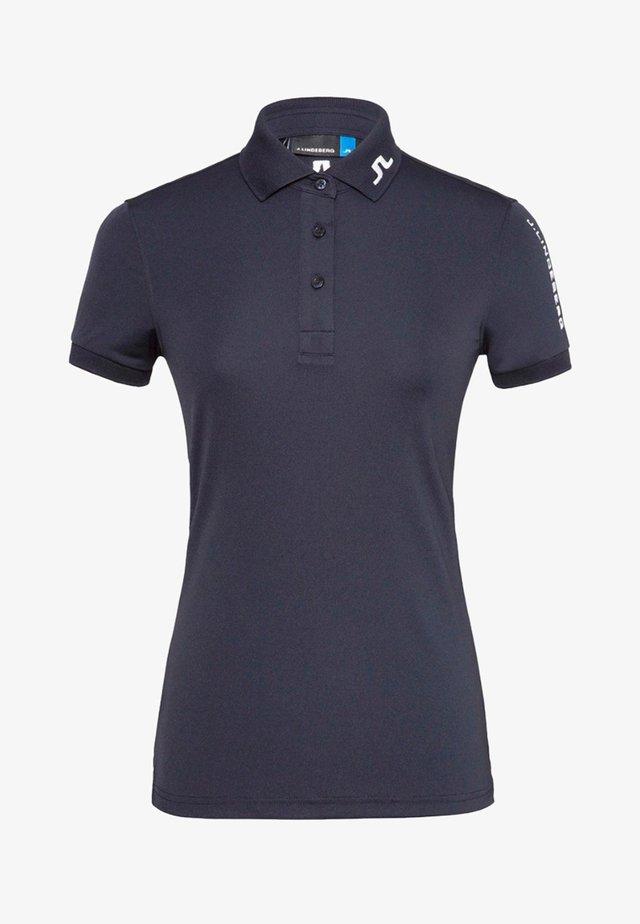 TOUR TECH - Sports shirt - navy
