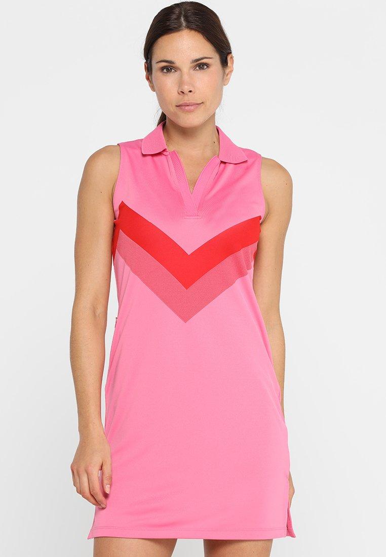 J.LINDEBERG - CHELENE - Sportkleid - pop pink
