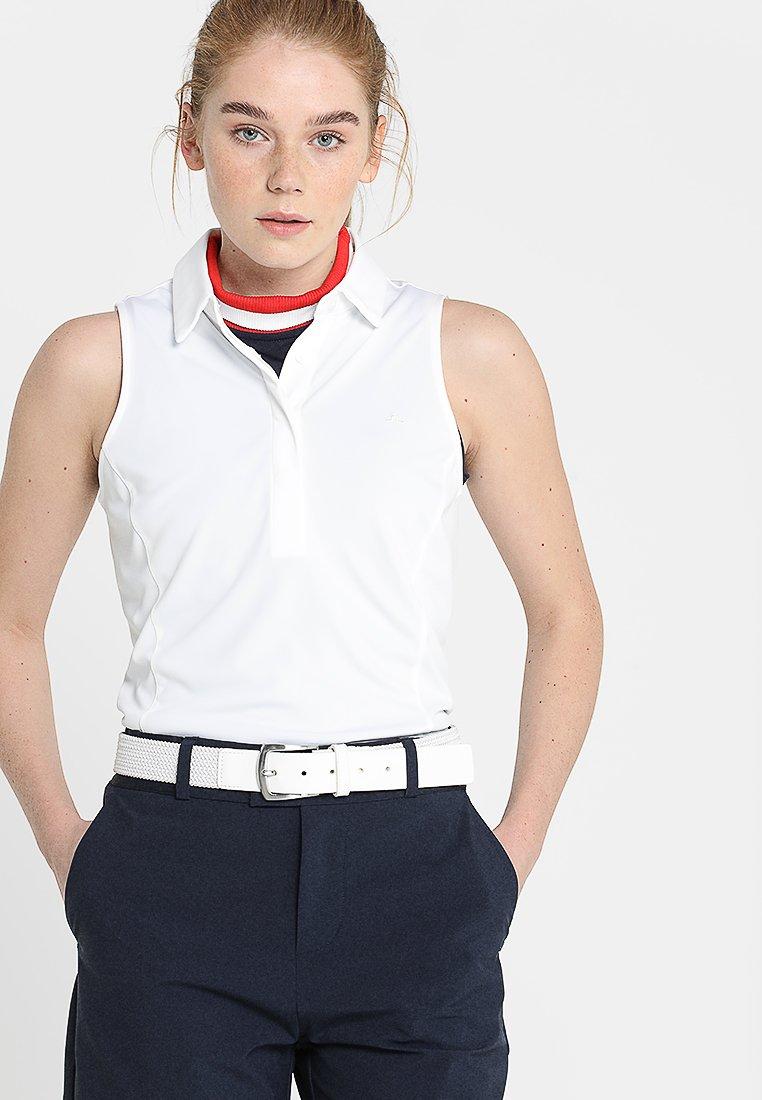 J.LINDEBERG - DENA - Sports shirt - white