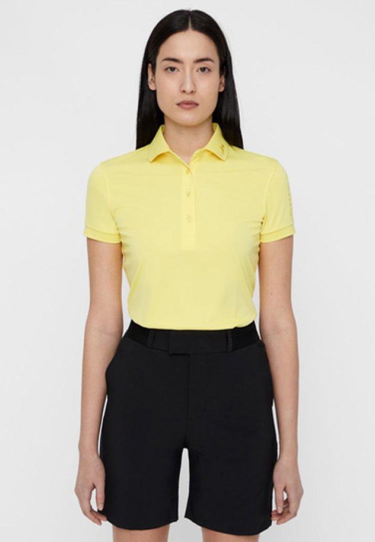 J.LINDEBERG - TOUR TECH - Sports shirt - yellow