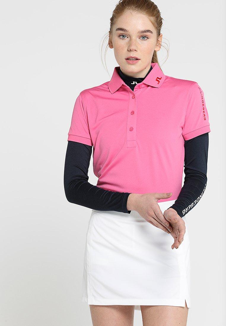 J.LINDEBERG - TOUR TECH - T-shirt de sport - pop pink