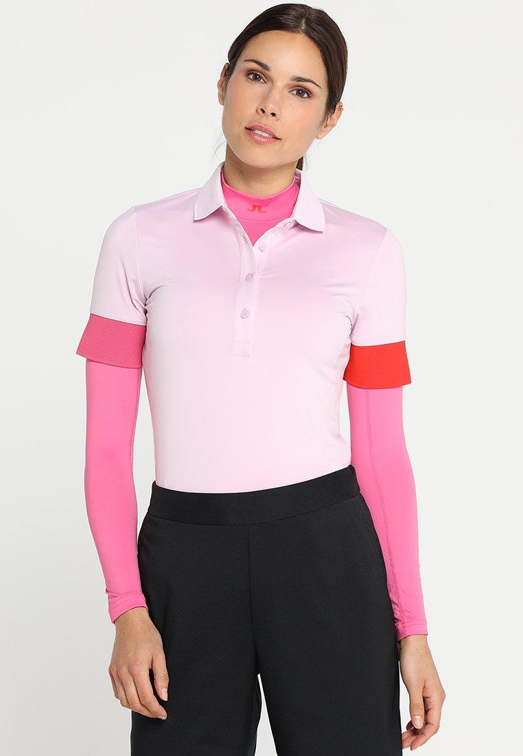 J.LINDEBERG - YASMIN - Polo shirt - deep rose