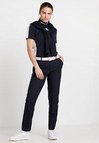J.LINDEBERG - FILIPPA - Camiseta de deporte - navy - 1