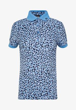 TOUR TECH PRINT - Funktionstrøjer - blue leopard