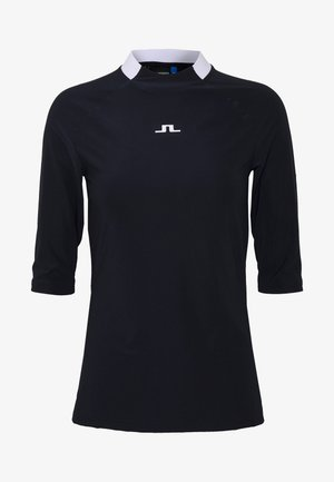 SANA LIGHT COMPRESSION - Koszulka sportowa - navy