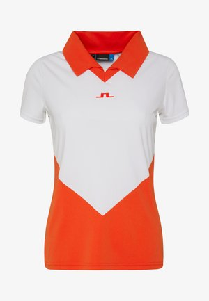BIRGIT-TX JERSEY - Poloshirts - white