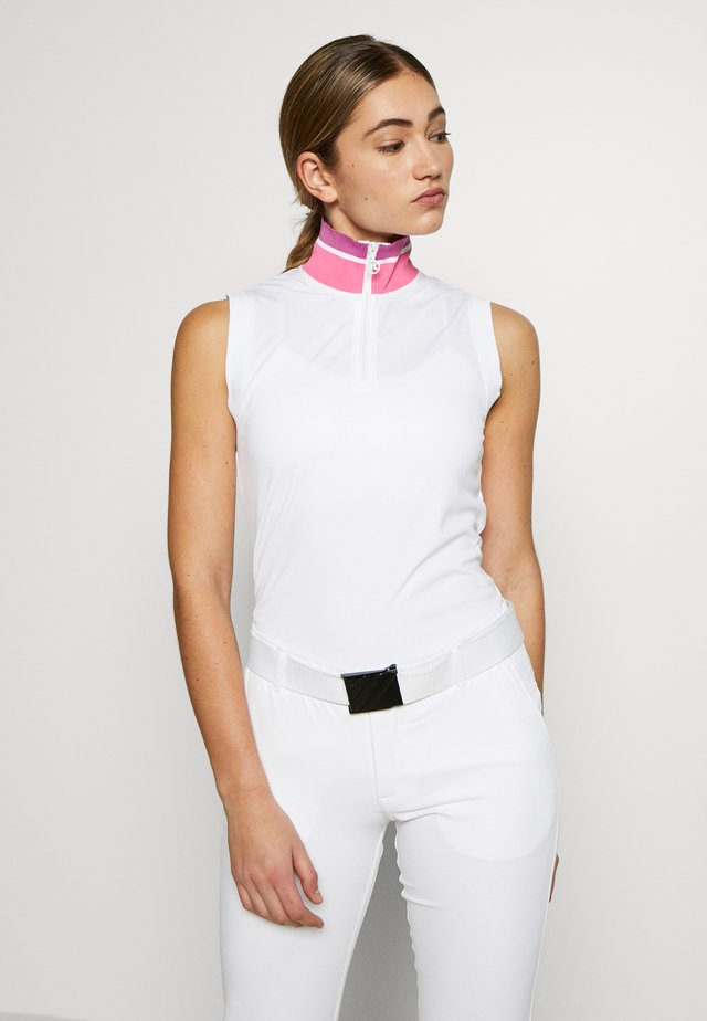 AUDREY-TX JERSEY - Top - white