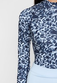 J.LINDEBERG - T-shirt à manches longues - blue - 4