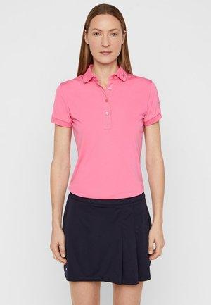 TOUR TECH - Polo shirt - pop pink