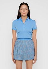 J.LINDEBERG - TOUR TECH - Polo shirt - lake blue - 0