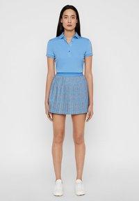 J.LINDEBERG - TOUR TECH - Polo shirt - lake blue - 1