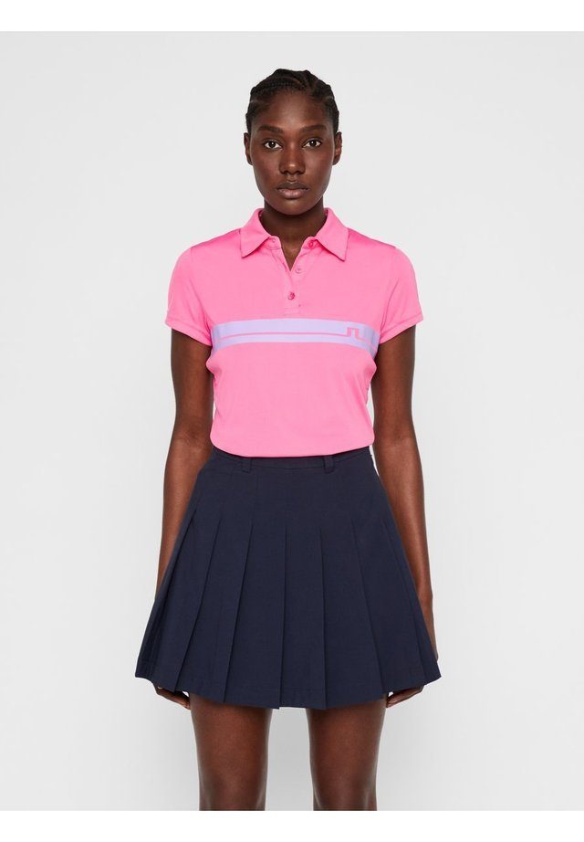 POLOSHIRT ORLA - Polo shirt - pop pink