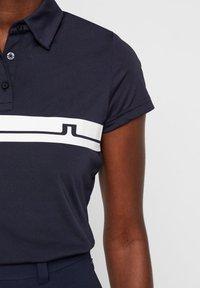 J.LINDEBERG - POLOSHIRT ORLA - Polo shirt - jl navy - 4