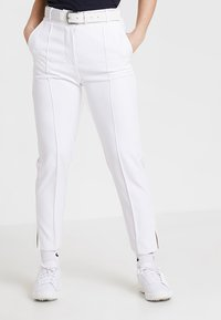 J.LINDEBERG - GIO PANT - Trousers - white - 0