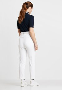 J.LINDEBERG - GIO PANT - Trousers - white - 2