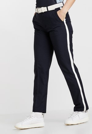 KAIA PANT LIGHT - Friluftsbyxor - navy