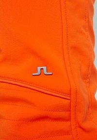J.LINDEBERG - STANFORD - Schneehose - juicy orange - 3