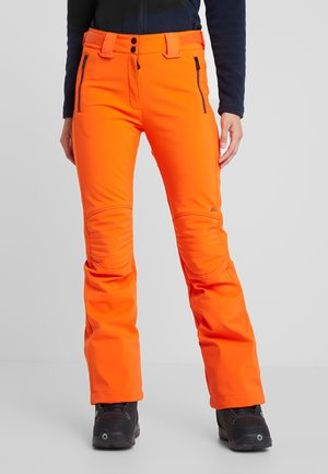 STANFORD - Snow pants - juicy orange
