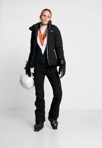 J.LINDEBERG - STANFORD - Ski- & snowboardbukser - black - 1