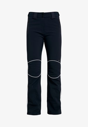 STANFORD STRIPED SOFT - Pantalon de ski - navy