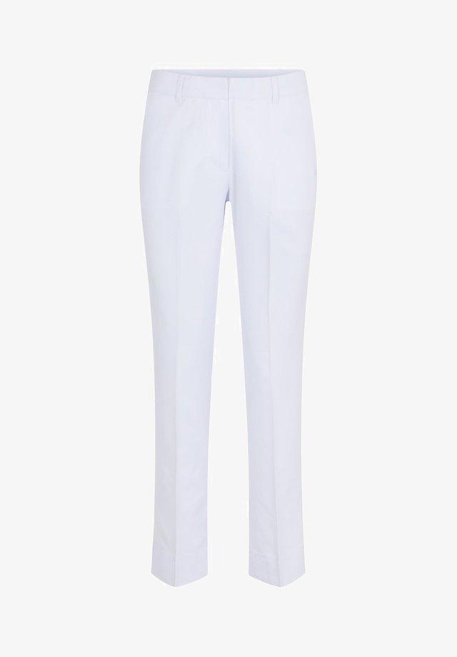 KAIA  - Spodnie materiałowe - white