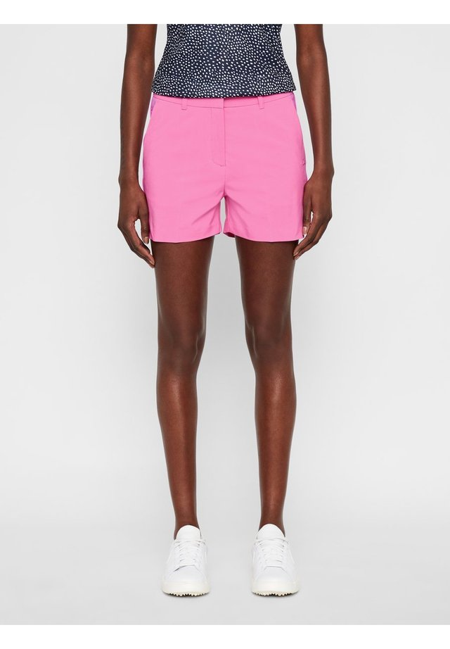 GWEN - Shorts outdoor - pop pink