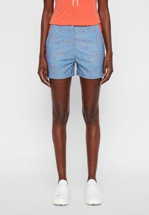 GWEN - Shorts outdoor - lake blue
