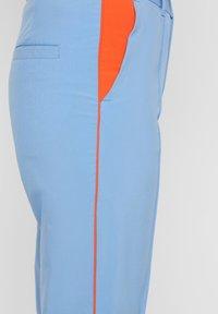 J.LINDEBERG - GRETHA - Trousers - lake blue - 4
