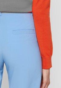 J.LINDEBERG - GRETHA - Trousers - lake blue - 5