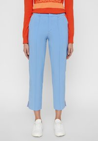 J.LINDEBERG - GRETHA - Trousers - lake blue - 0